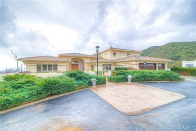 Banning Single Family Home For Sale: 8325 Sing Road