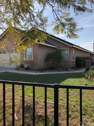 Fontana Single Family Home For Sale: 14303 Chesebro