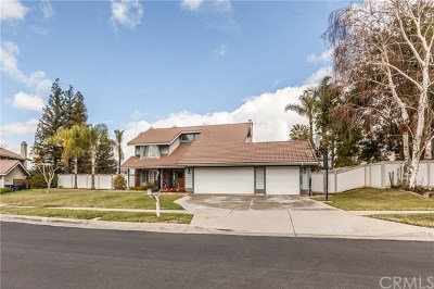 Redlands Single Family Home For Sale: 216 Gabrielle Way
