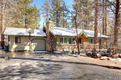 Big Bear Single Family Home For Sale: 371 Santa Clara Boulevard