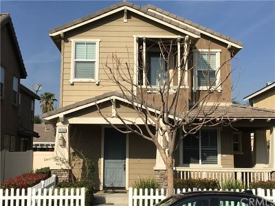 Loma Linda Single Family Home For Sale: 26336 Long Street