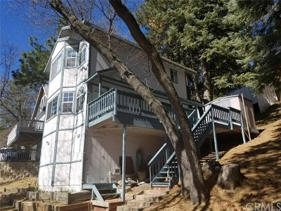 Running Springs Area Single Family Home For Sale: 31920 Pine Cone Drive
