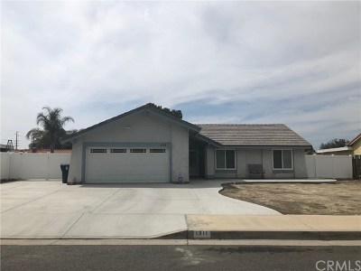 Redlands Single Family Home For Sale: 1311 Rees Court