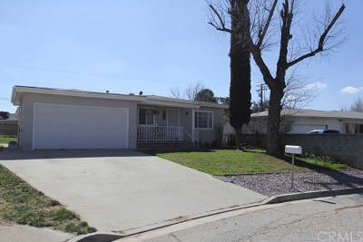 Beaumont Single Family Home For Sale: 453 Laraine Drive