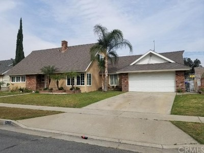 Rialto Single Family Home For Sale: 1355 N Pampas Avenue