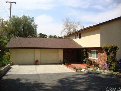 Yucaipa Single Family Home For Sale: 11961 Pendleton Road