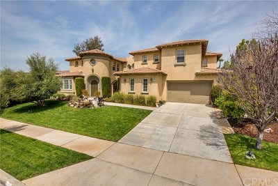 Redlands Single Family Home For Sale: 1777 Brittany Drive