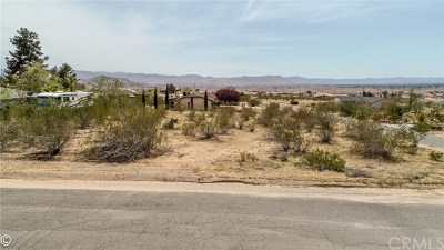 Apple Valley Residential Lots & Land For Sale: 23313 Taos Road
