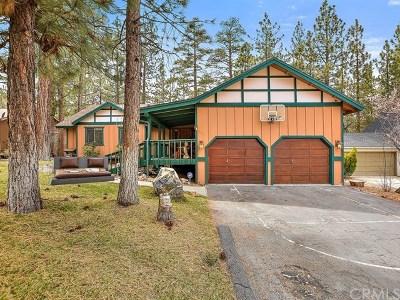Blue Jay, Cedarpines Park, Crestline, Lake Arrowhead, Running Springs Area, Twin Peaks, Big Bear, Rimforest, Cedar Glen, Arrowbear Single Family Home For Sale: 879 McAlister