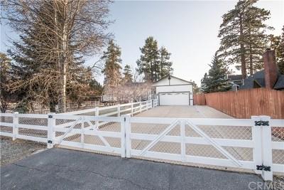 Blue Jay, Cedarpines Park, Crestline, Lake Arrowhead, Running Springs Area, Twin Peaks, Big Bear, Rimforest, Cedar Glen, Arrowbear Single Family Home For Sale: 1604 Malabar Way