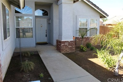 Calimesa Single Family Home For Sale: 357 Flordason Drive