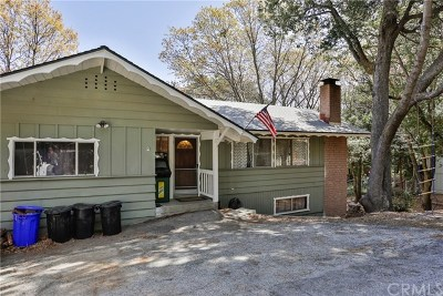 Crestline Single Family Home For Sale: 187 Weisshorn Drive