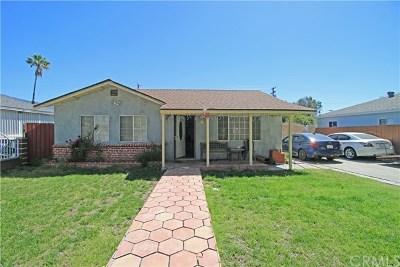 Single Family Home For Sale: 4467 N E Street
