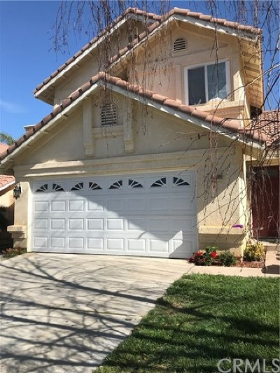 Yucaipa Single Family Home For Sale: 34876 Tara Lane