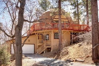 Blue Jay, Cedarpines Park, Crestline, Lake Arrowhead, Running Springs Area, Twin Peaks, Big Bear, Wrightwood, Cedar Glen, Rimforest Single Family Home For Sale: 597 Travertine Avenue