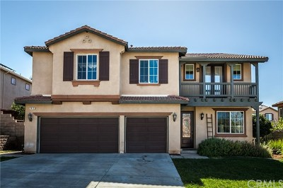 Highland Single Family Home For Sale: 7413 Tioga Lane