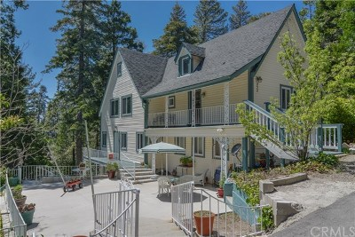 Lake Arrowhead Single Family Home For Sale: 232 Bret Harte Road