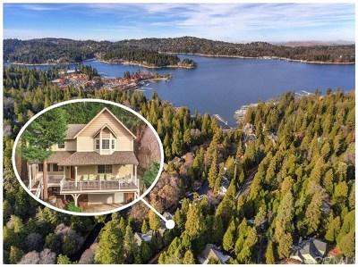 Blue Jay, Cedarpines Park, Crestline, Lake Arrowhead, Running Springs Area, Twin Peaks, Big Bear, Wrightwood, Cedar Glen, Rimforest Single Family Home For Sale: 327 Garden Drive