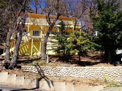 Arrowbear, Big Bear, Blue Jay, Cedar Glen, Cedarpines Park, Crestline, Lake Arrowhead, Running Springs Area, Rimforest, Twin Peaks, Wrightwood Single Family Home For Sale: 31930 Pine Cone Drive