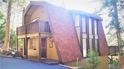Crestline Single Family Home For Sale: 24310 Altdorf Drive