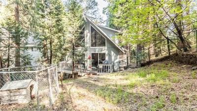 Lake Arrowhead CA Single Family Home For Sale: $350,000