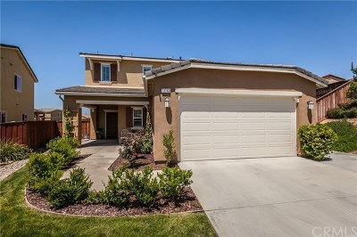 Beaumont Single Family Home For Sale: 13163 Niblick Lane