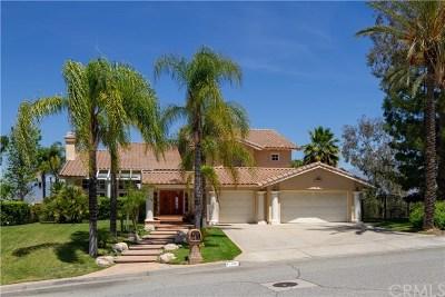 Redlands Single Family Home For Sale: 306 Edgemont Drive