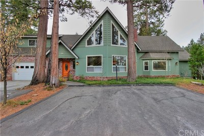 Lake Arrowhead Single Family Home For Sale: 180 Grass Valley Road # 40