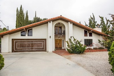 Yucaipa Single Family Home For Sale: 12149 Fremont Street