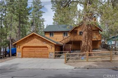Big Bear Single Family Home For Sale: 460 Hillen Dale Drive