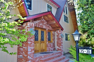 Lake Arrowhead Condo/Townhouse For Sale: 180 S Grass Valley Road S #36