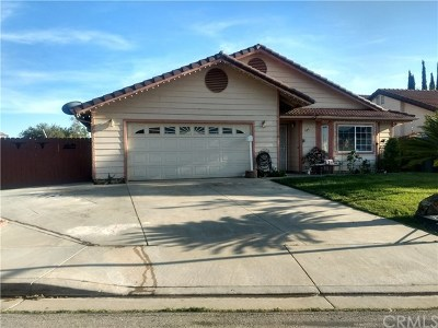 Beaumont Single Family Home For Sale: 509 Lois Lane