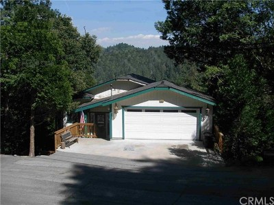 Crestline Single Family Home For Sale: 24564 Altdorf Drive