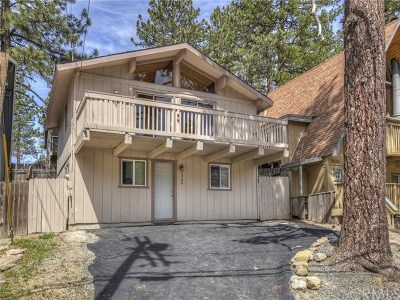 Arrowbear Single Family Home For Sale: 2260 Deep Creek Drive