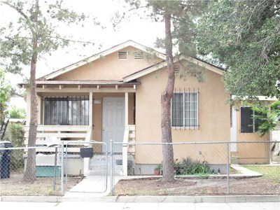 Redlands Single Family Home For Sale: 908 Clay Street