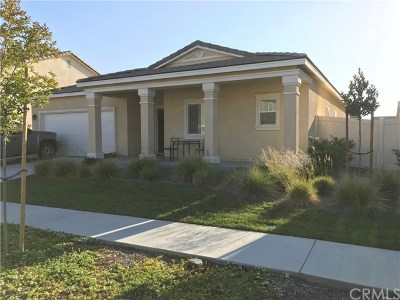Calimesa Single Family Home For Sale: 1296 Riviera Drive