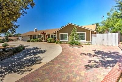 Redlands CA Single Family Home For Sale: $549,900