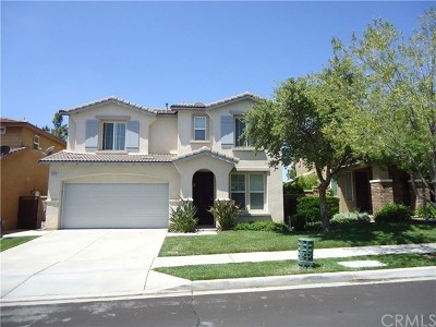 Yucaipa Single Family Home For Sale: 33319 Wallace Way