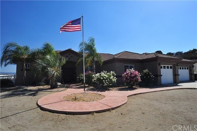 Perris Single Family Home For Sale: 17671 Big Sky Circle
