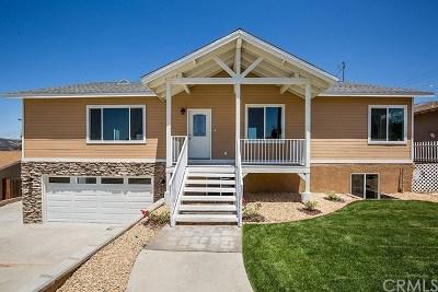 Yucaipa Single Family Home For Sale: 35684 Sierra Lane