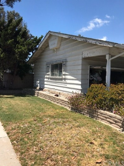 Long Beach Single Family Home Active Under Contract: 1509 E 60th Street