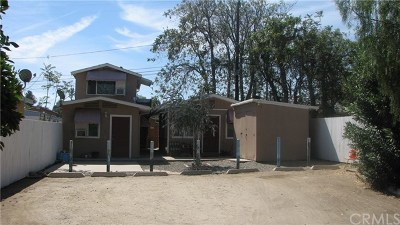 Lake Elsinore Multi Family Home For Sale: 32990 Rose Avenue