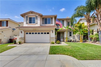 Highland Single Family Home For Sale: 28946 Oak Hill Lane