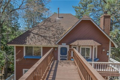 Lake Arrowhead Single Family Home For Sale: 1358 Golden Rule