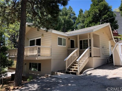 Running Springs Area Single Family Home For Sale: 31162 All View Drive