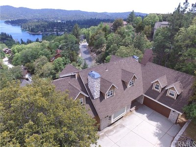 Lake Arrowhead CA Single Family Home For Sale: $975,000