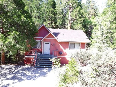 Lake Arrowhead CA Single Family Home For Sale: $420,000