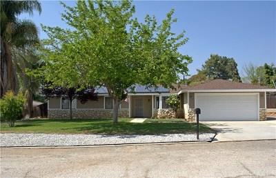 Yucaipa Single Family Home For Sale: 35566 Barbara Lane