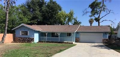 Yucaipa Single Family Home For Sale: 13560 Meadow Street