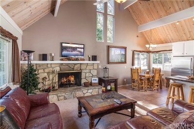 Lake Arrowhead Single Family Home For Sale: 578 Grass Valley Road